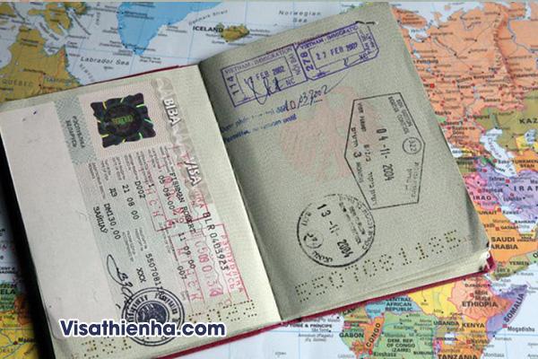 Dịch vụ làm visa đi Bỉ