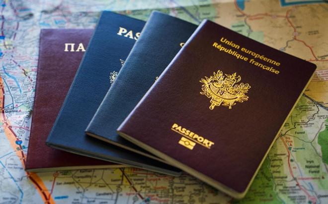 Tấm hộ chiếu quyền lực MỸ