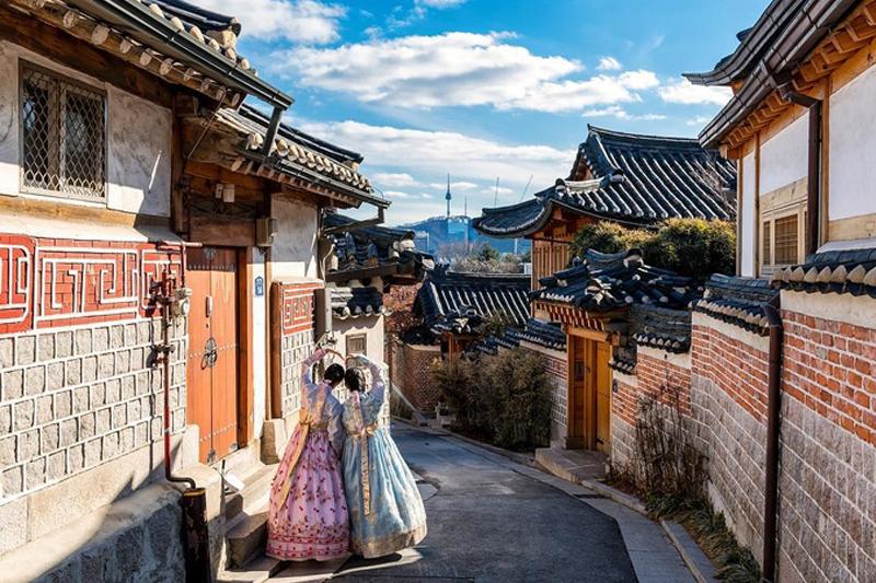 Dịch vụ visa Hàn quốc 5 năm và 10 năm cho công dân TP.HCM