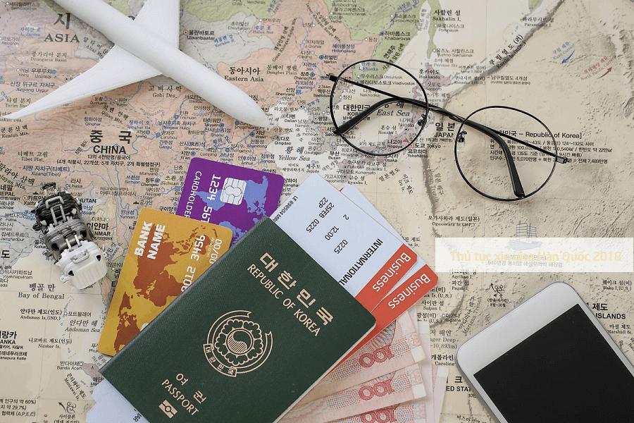 Hướng dẫn thủ tục xin visa Hàn Quốc lần 2 từ A đến Z