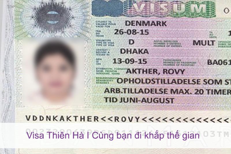 Dịch vụ xin visa đi Đan Mạch uy tín tại TP.HCM