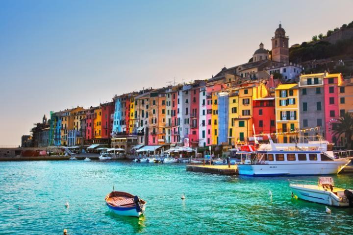 Các điểm du lịch nổi tiếng tại Ý