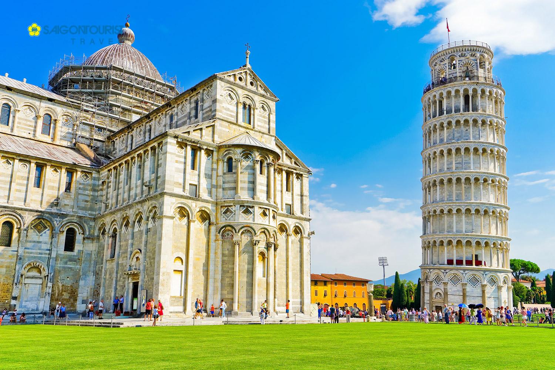 Thủ tục cần thiết để được cấp visa Ý
