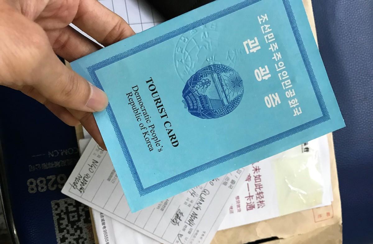 Triều Tiên rất nghiêm ngặt trong việc xin Visa.