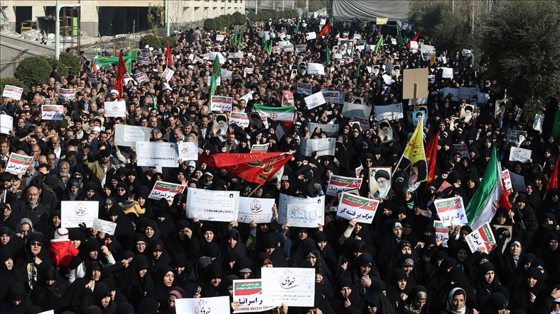 Iran có nền chính trị bất ổn