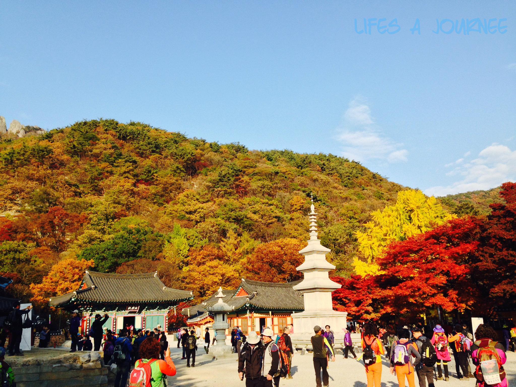 Hàn Quốc là điểm đến du lịch hấp dẫn