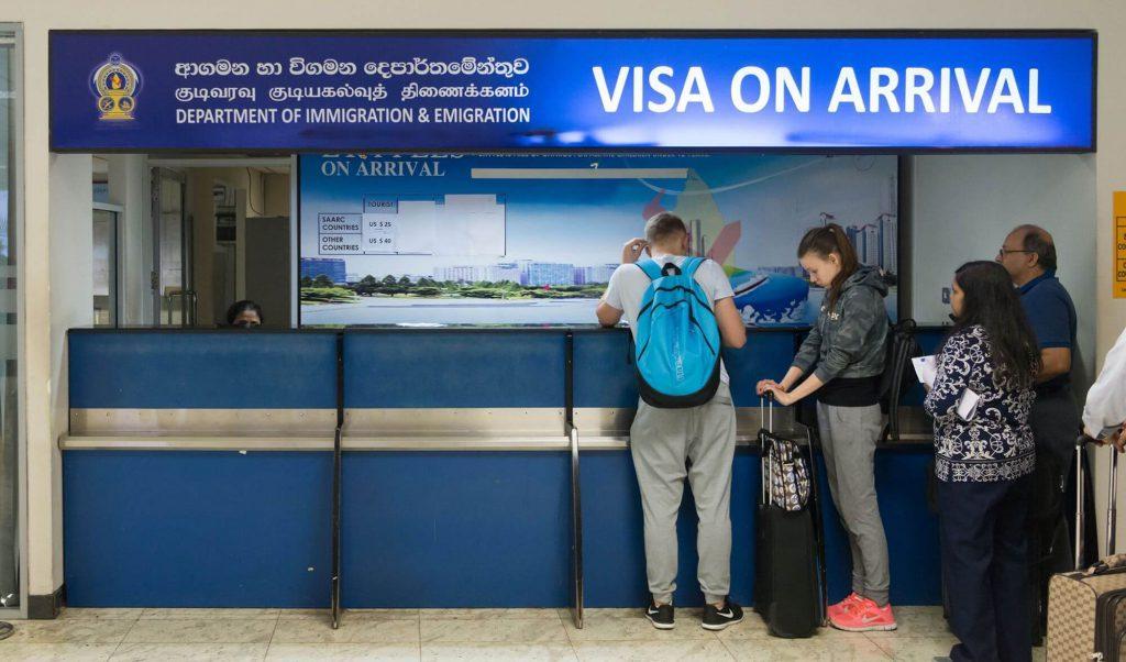 Có thể nhận visa ngay tại sân bay quốc tế tại Việt Nam